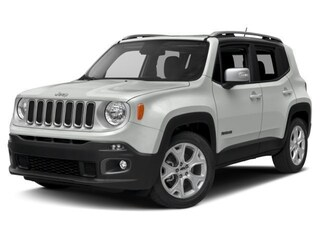 New 2018 Jeep Renegade LIMITED 4X4 Sport Utility Torrington