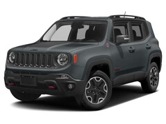 2018 Jeep Renegade Trailhawk Trailhawk 4x4