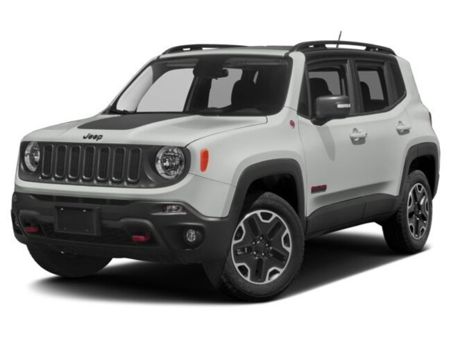 2018 Jeep Renegade Trailhawk 4x4 SUV