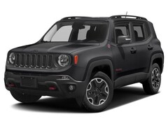 New Chrysler Dodge Jeep Ram models 2018 Jeep Renegade TRAILHAWK 4X4 Sport Utility for sale in Detroit Lakes, MN