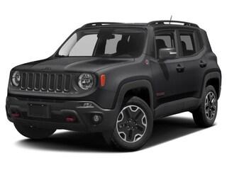 Used 2018 Jeep Renegade Trailhawk 4x4 SUV in Lynchburg, VA