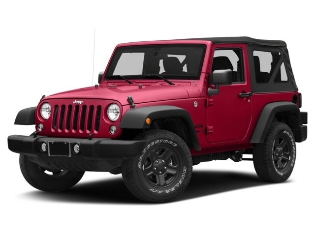 New 2018 Jeep Wrangler JK Sport SUV for sale in Plattsburgh, NY