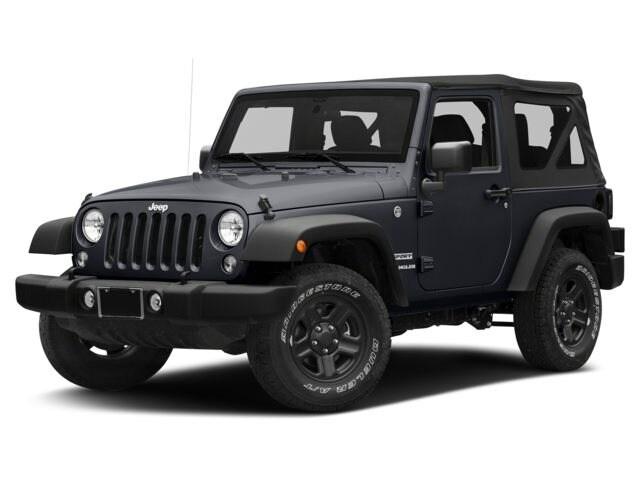 For Sale in Fargo: New 2018 Jeep Wrangler JK Sport SUV