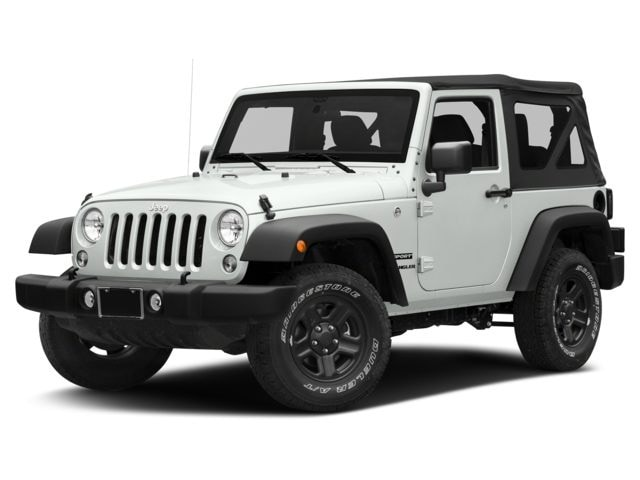 New 2018 Jeep Wrangler JK Sport SUV for sale in Clearfield, PA