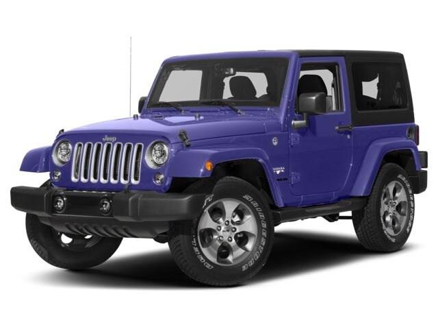 New 2018 Jeep Wrangler JK Sahara SUV Springfield, MO