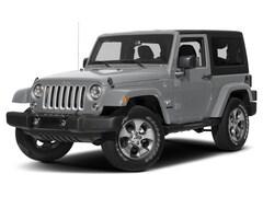 2018 Jeep Wrangler JK Sahara Sahara 4x4
