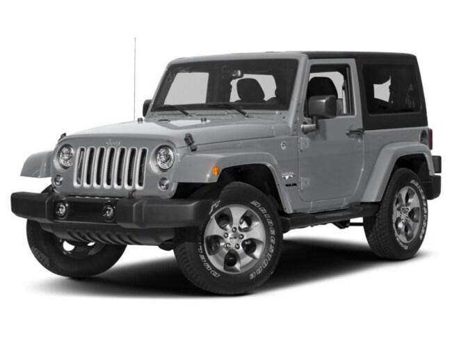 2018 Jeep Wrangler JK ALTITUDE 4X4 Sport Utility