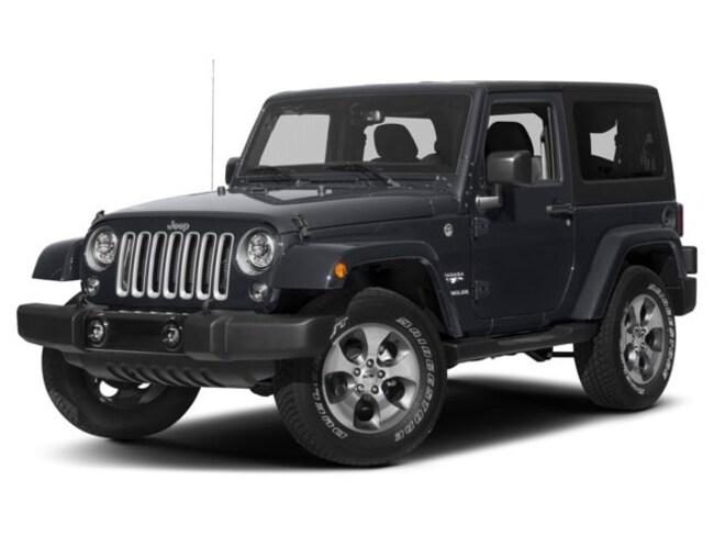 New 2018 Jeep Wrangler JK Sahara 4x4 SUV in Bradenton