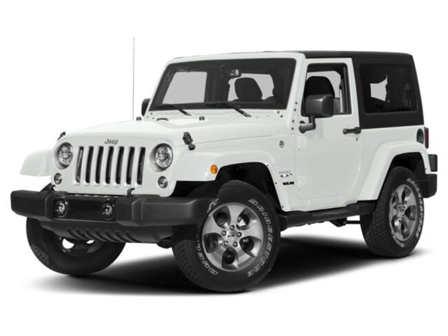 2018 Jeep Wrangler JK SUV Greenville, NC