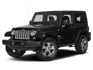 New 2018 Jeep Wrangler JK Sahara 4x4 SUV in Danvers near Boston