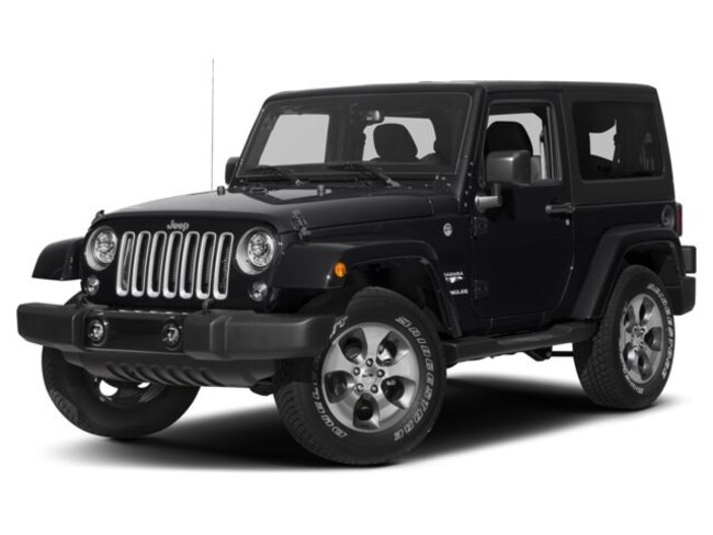 New 2018 Jeep Wrangler JK ALTITUDE 4X4 Sport Utility Long Island