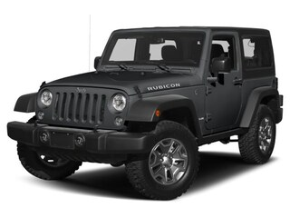 New 2018 Jeep Wrangler JK Rubicon 4x4 SUV 4x4 Tucson