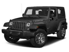 2018 Jeep Wrangler JK Rubicon w/Side Air Bags SUV