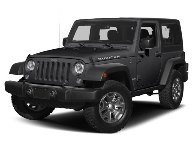 New 2018 Jeep Wrangler JK Rubicon 4x4 SUV for sale in Plattsburgh, NY