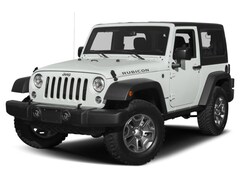 New 2018 Jeep Wrangler JK Rubicon 4x4 SUV in Salem, OR