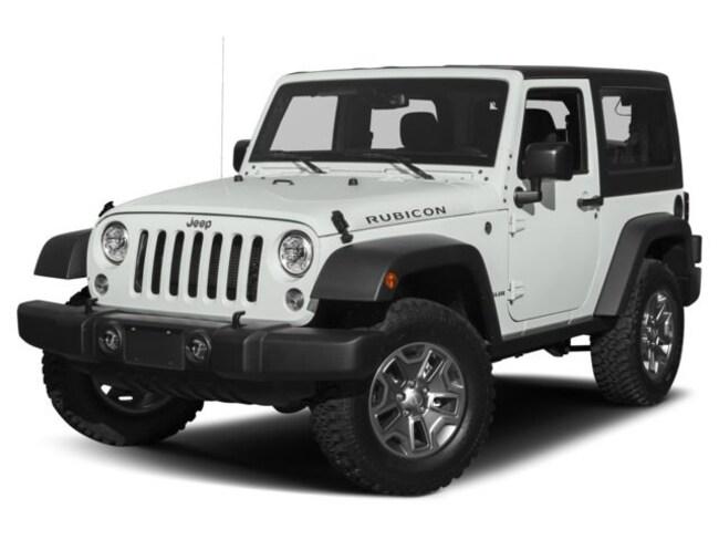 2018 Jeep Wrangler JK Rubicon 4x4 SUV