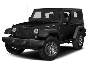 2018 Jeep Wrangler JK Rubicon 4x4