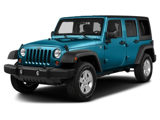 New 2018 Jeep Wrangler JK Unlimited Sport SUV for sale in Canon City CO