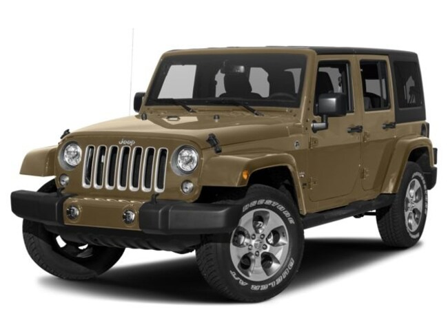 New 2018 Jeep WRANGLER JK UNLIMITED SAHARA 4X4 Sport Utility for sale in Metairie, LA at Bergeron Chrysler Dodge Jeep Ram SRT Mopar