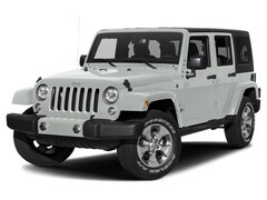 2018 Jeep Wrangler JK Unlimited Sahara 4x4 SUV Billings, MT