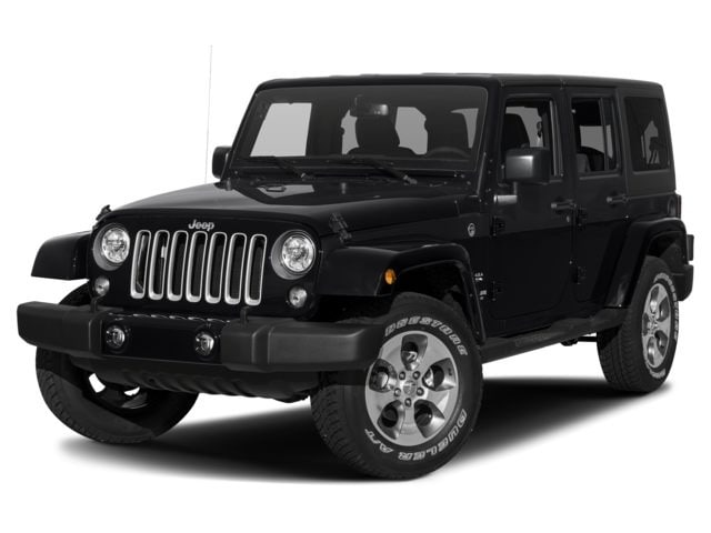 New 2018 Jeep Wrangler JK Unlimited Sahara SUV