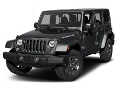New 2018 Jeep Wrangler JK Unlimited Rubicon 4x4 SUV in Salem, OR