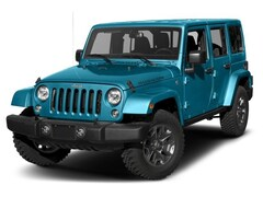 2018 Jeep Wrangler JK Unlimited Rubicon 4x4 SUV Wasilla, AK