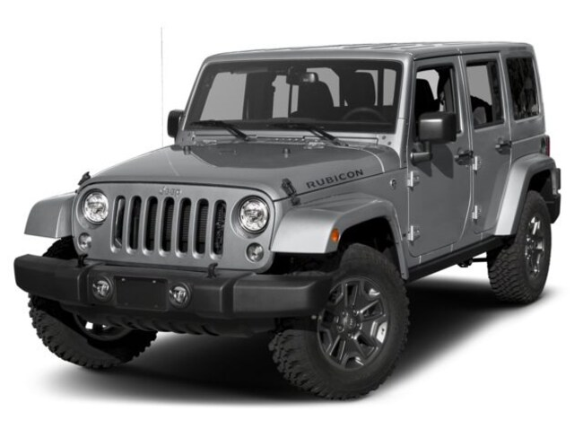New 2018 Jeep Wrangler JK Unlimited Rubicon 4x4 SUV in Lansdale, PA