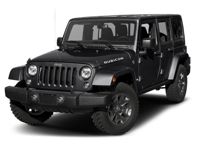 New 2018 Jeep Wrangler JK Unlimited Unlimited Rubicon Sport Utility Greer, SC