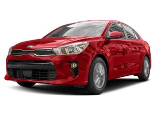 2018 Kia Rio S Sedan 3KPA24AB4JE046235 for sale in Rockville Centre, NY at Karp Kia