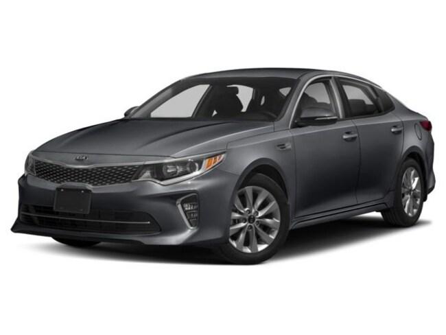 New 2018 Kia Optima S Sedan in Temple Hills