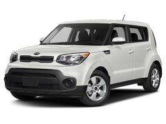 2018 Kia Soul Base Clear White