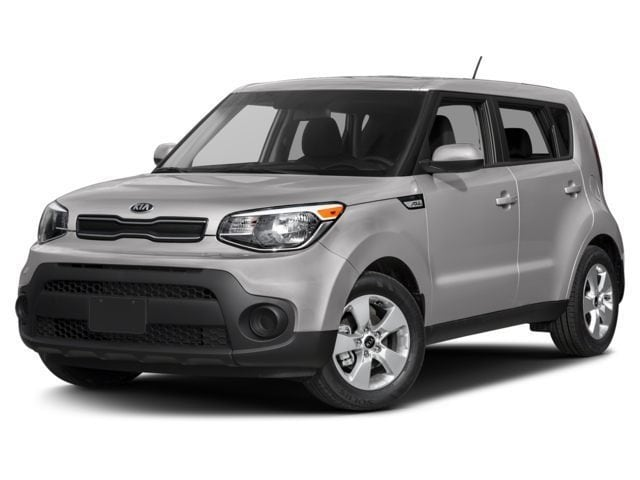 2018 Kia Soul Base Hatchback 408182