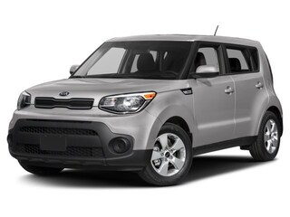 2018 Kia Soul Base Hatchback