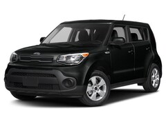2018 Kia Soul Base Shadow Black