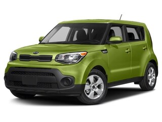New 2018 Kia Soul Base Hatchback 11536 in Burlington, MA