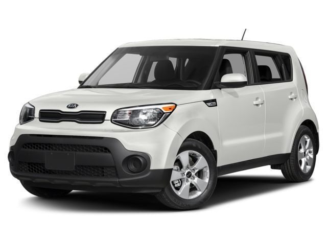 2018 Kia Soul Base Hatchback 408059