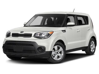 New 2018 Kia Soul Base Wagon For Sale in Enfield, CT