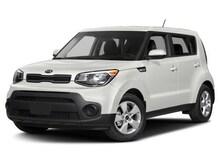 2018 Kia Soul Base Wagon