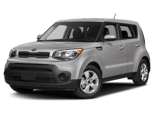 New 2018 Kia Soul Base Hatchback Danbury, CT