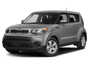 2018 Kia Soul Auto Base Car