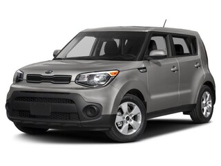 New 2018 Kia Soul Base Wagon in American Fork, UT