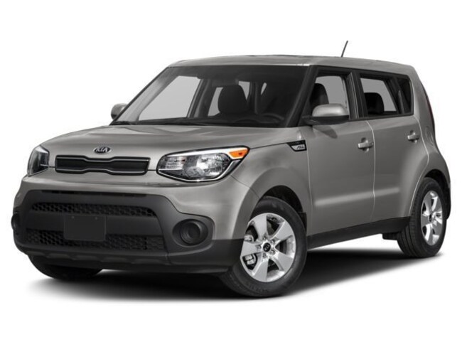 New 2018 Kia Soul Base Hatchback in Temple Hills