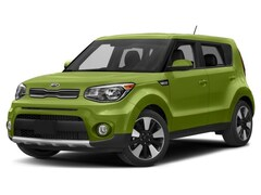 2018 Kia Soul + Auto Car for sale at White Plains Chrysler Jeep Dodge in White Plains, NY