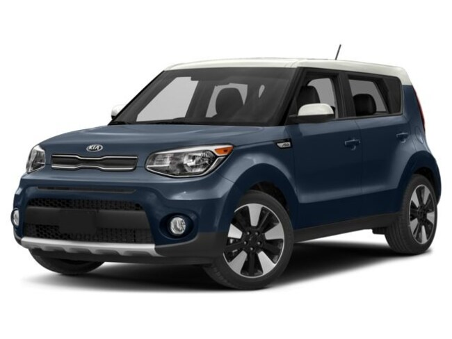 New 2018 Kia Soul + Hatchback Anchorage, AK