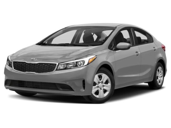 New 2018 Kia Forte Sedan for sale near Bridgewater, NJ at Fred Beans Kia of Flemington