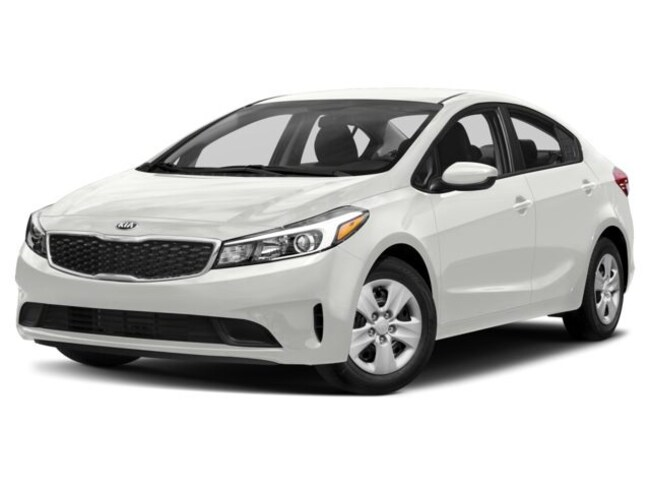 New 2018 Kia Forte LX Sedan in Temple Hills