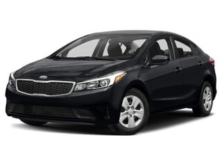 New 2018 Kia Forte LX Sedan near Baltimore