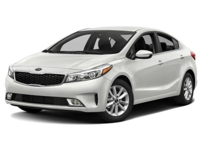 New 2018 Kia Forte S Sedan Danbury, CT