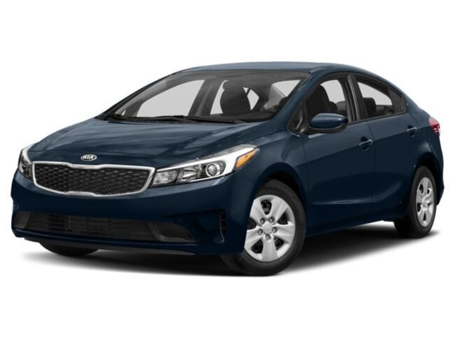 New 2018 Kia Forte EX Sedan in Temple Hills